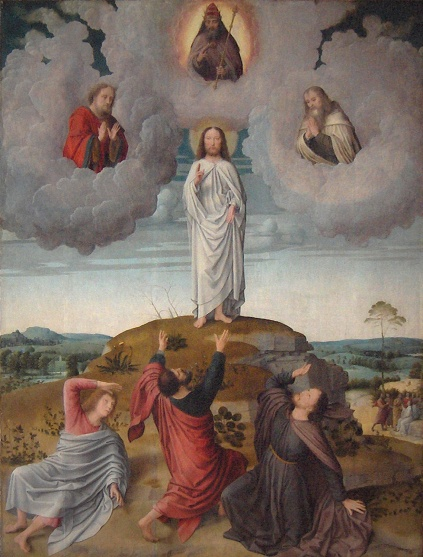 The Mount of Transfiguration. Also known as the original Disciple Now Weekend.