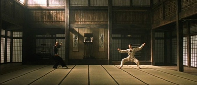 The world is our dojo.