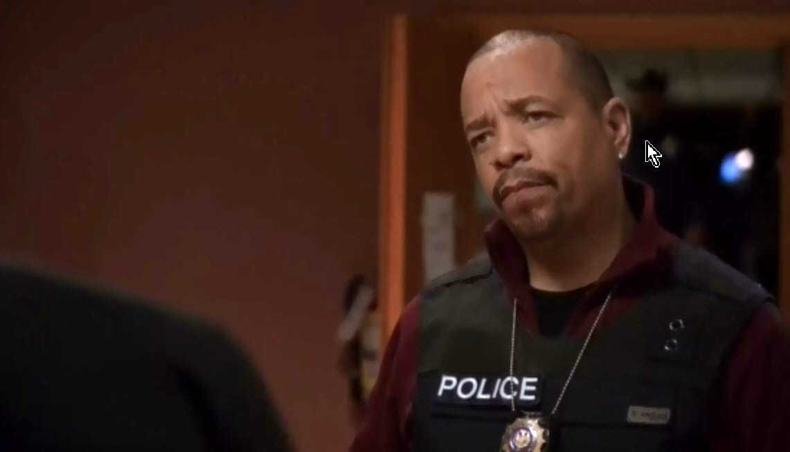 Law & Order SVU home invasions ice-t