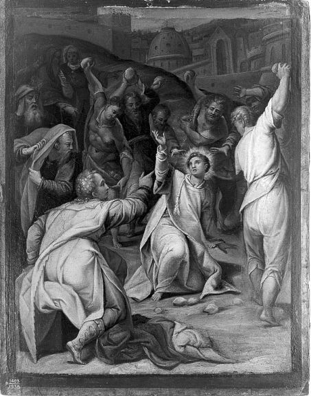the_stoning_of_st_stephen-_oil_painting_attributed_to_orazio_wellcome_l0010582