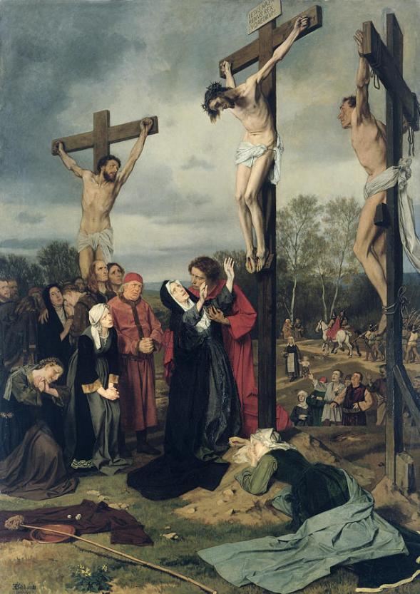 crucifixion-eduard-karl-franz-von-gebhardt